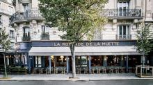 La Rotonde de la Muette Restaurant in Paris